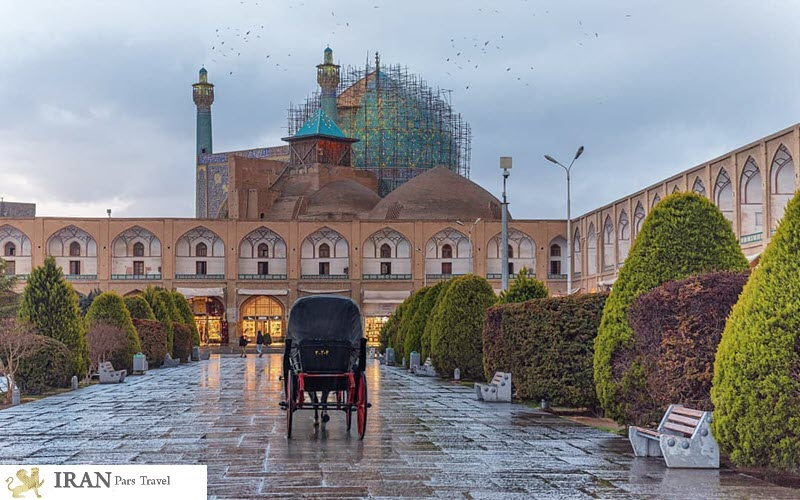 Esfahan, Half of the World