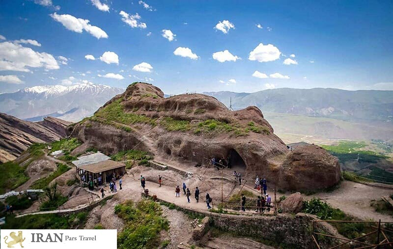 Hiking in the Alamut Valley