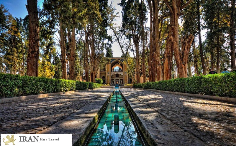 Feen Garden the most notorious of Persian gardens