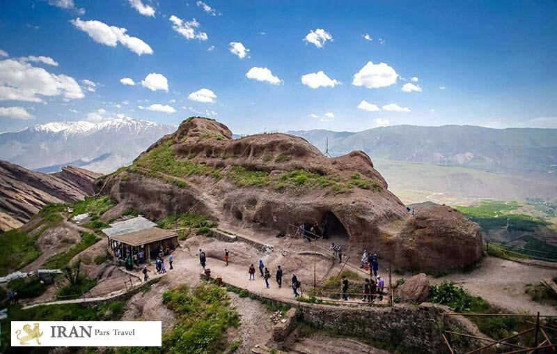 Valley of the Assassins  Qazvin