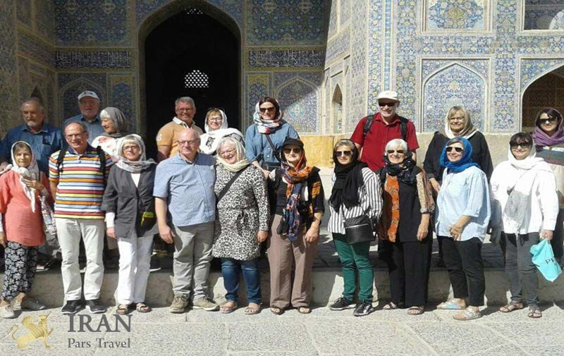 Travel to Iran without Isfahan is not complete