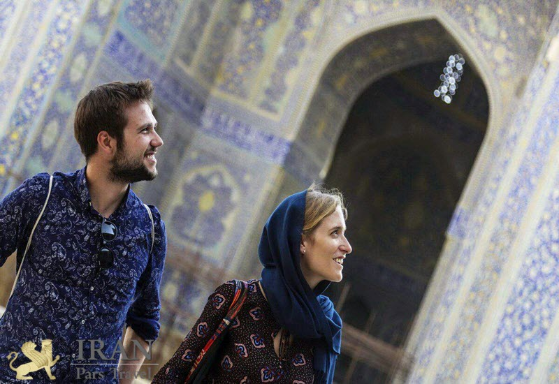 Jame mosque - Isfahan